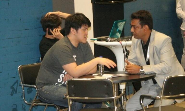 Tech In Asia Singapore 2015
