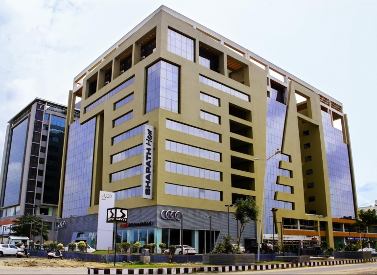 Overview Of NCrypted Ahmedabad Office