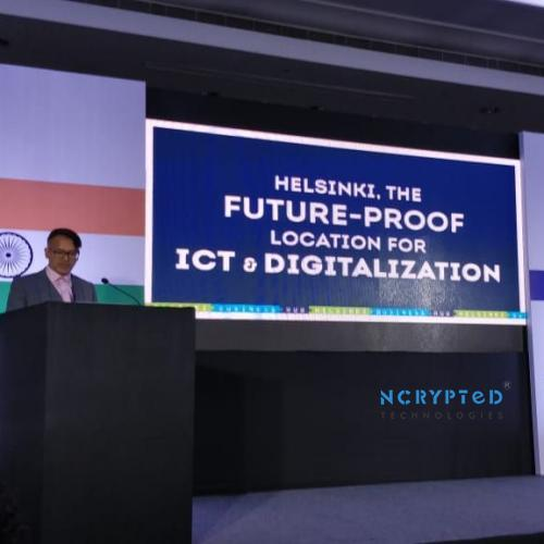 Helsinki as the future for ICT & Digitization.