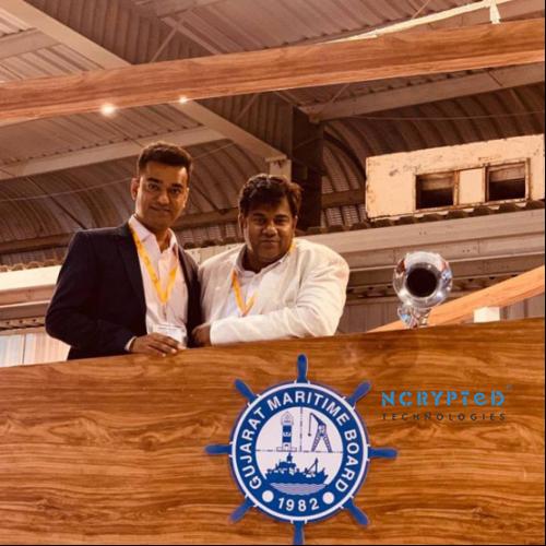 An Engaging Interaction with Gujarat Maritime Board at Vibrant Gujarat 2019