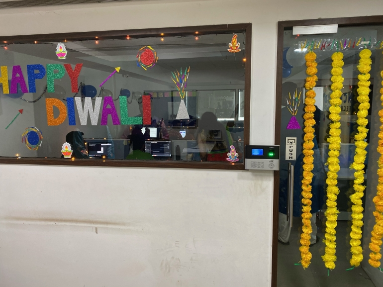 NCrypted Diwali Celebration 2019