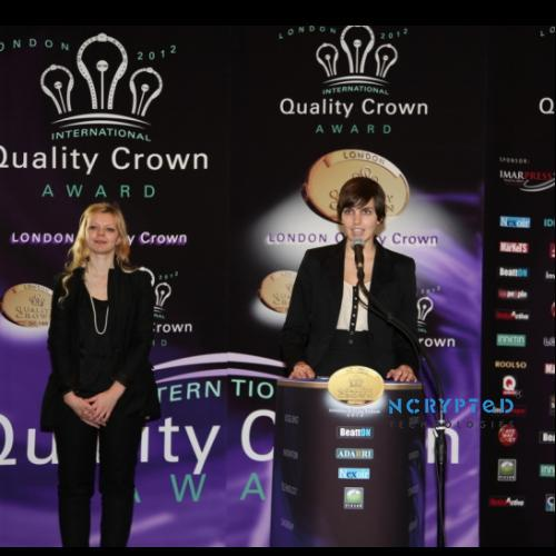 International Quality Crown Ceremony