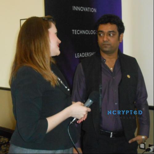Kunal Pandya at Press Conference, IQC London