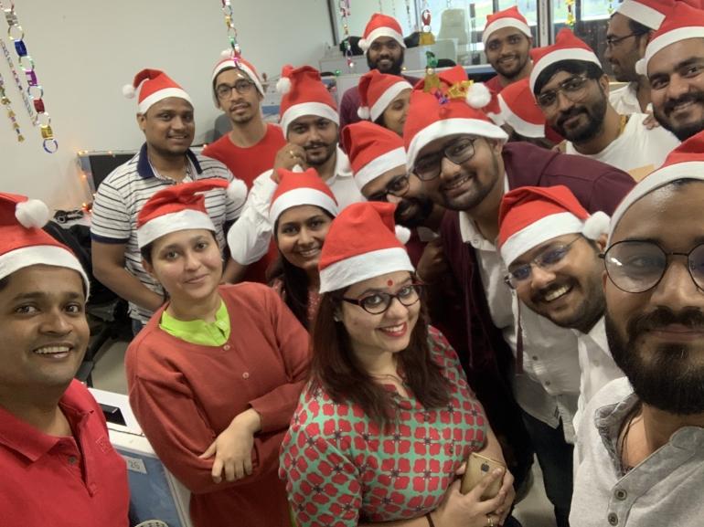 NCrypted Christmas Celebration 2020
