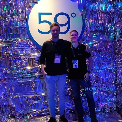 Honored To Take Part This Year At Latitude59