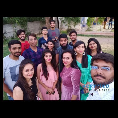 Selfie Centered Group!