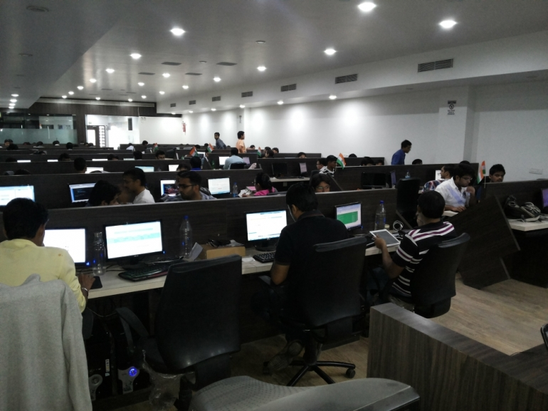 Inauguration Of NCrypted's Intl Development Center