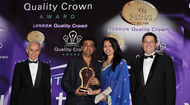 International Quality Convention, London 2012