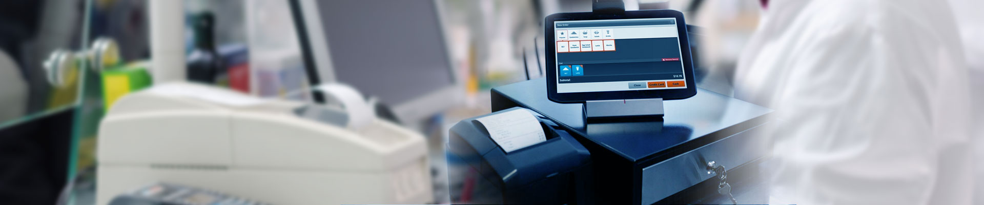 POS Software System