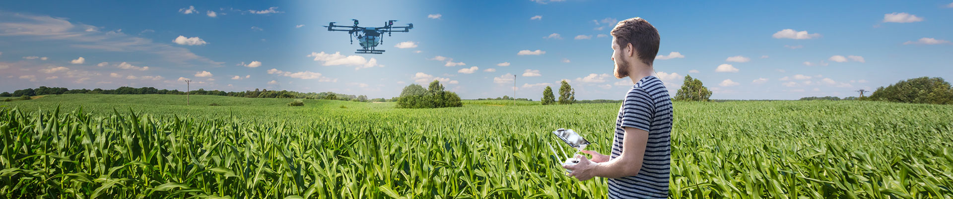 Agriculture Drone Software Development