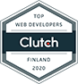 Top Web Developer Finland 2020 – Clutch