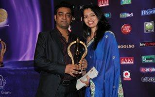 BID IQC International Quality Crown Award (2012) awarded to NCrypted Technologies in London