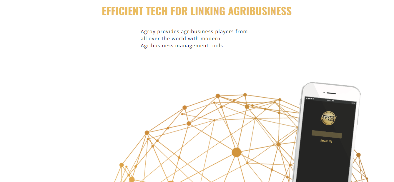 Agritech Mobile App For Agri Business