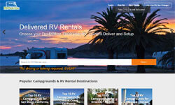 RVPlusYou - RV Rental Platform